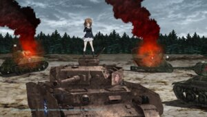 Rating: Safe Score: 19 Tags: girls_und_panzer landscape nishizumi_miho uniform wallpaper User: SoS_DAN