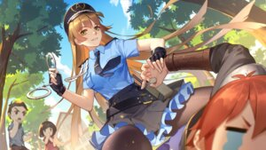 Rating: Safe Score: 30 Tags: jimolianzhanji pantyhose police_uniform tagme thank_star User: NotRadioactiveHonest