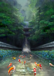 Rating: Safe Score: 36 Tags: iwasaki_seijin landscape User: birdy73