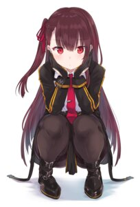 Rating: Safe Score: 7 Tags: chiune_(yachi) girls_frontline pantyhose uniform wa2000_(girls_frontline) User: hiroimo2