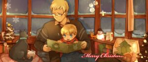 Rating: Safe Score: 8 Tags: christmas hetalia_axis_powers male neko sealand shuguangshehoumen sweden User: Radioactive
