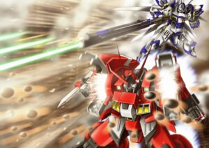 Rating: Safe Score: 4 Tags: alteisen hisarin mecha super_robot_wars weissritter User: Radioactive