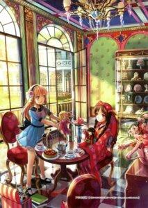 Rating: Safe Score: 41 Tags: fuzichoko kimono lolita_fashion see_through User: petopeto