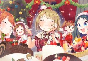 Rating: Safe Score: 6 Tags: chobota christmas makihara_shiho mimura_kanako nanjou_hikaru shiina_noriko the_idolm@ster the_idolm@ster_cinderella_girls totoki_airi User: Mr_GT