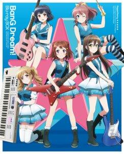 Rating: Safe Score: 17 Tags: bang_dream! guitar hanazono_tae ichigaya_arisa stockings thighhighs toyama_kasumi ushigome_rimi yamabuki_saaya User: saemonnokami