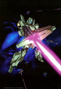 Rating: Questionable Score: 8 Tags: arisawa_hiroshi char's_counterattack gundam jegan User: drop