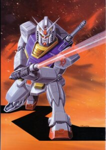 Rating: Safe Score: 0 Tags: gundam mecha mobile_suit_gundam okawara_kunio rx-78-2_gundam User: Radioactive