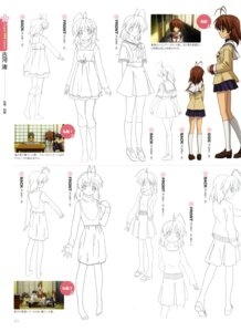 Rating: Safe Score: 4 Tags: clannad furukawa_nagisa seifuku User: Roc-Dark