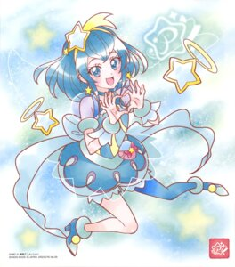 Rating: Safe Score: 5 Tags: dress heels see_through star_twinkle_precure tagme thighhighs User: drop