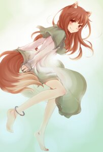 Rating: Safe Score: 54 Tags: animal_ears holo soszoz spice_and_wolf tail User: MyNameIs