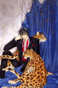 Rating: Safe Score: 4 Tags: clamp male monou_fuuma x User: Share
