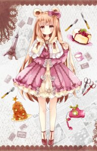 Rating: Safe Score: 33 Tags: animal_ears dress tsukiyo_(skymint) User: Mr_GT