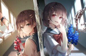Rating: Safe Score: 33 Tags: blood seifuku unity_(ekvmsp02) User: Mr_GT