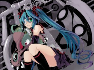 Rating: Safe Score: 25 Tags: hatsune_miku macco takanashie vocaloid User: Radioactive