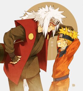 Rating: Safe Score: 18 Tags: jiraiya male mitarashi111 naruto uzumaki_naruto User: charunetra