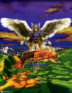 Rating: Safe Score: 2 Tags: armor valkyrie_profile wings User: Radioactive