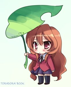 Rating: Safe Score: 29 Tags: aisaka_taiga chibi mamita seifuku toradora! User: blooregardo
