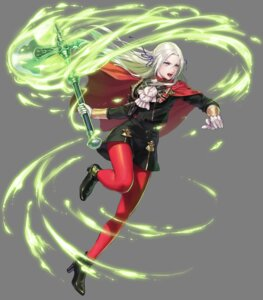 Rating: Questionable Score: 1 Tags: edelgard_(fire_emblem) fire_emblem fire_emblem_heroes fire_emblem_three_houses heels nintendo pantyhose suda_ayaka uniform weapon User: fly24