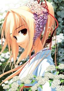 Rating: Safe Score: 33 Tags: kimono murohime_oruko User: charunetra