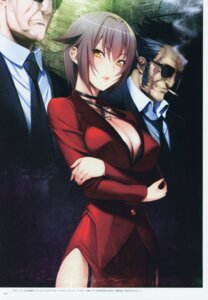 Rating: Questionable Score: 25 Tags: business_suit carnevale_della_luce_della_luna cleavage megane nitroplus no_bra oosaki_shinya open_shirt possible_duplicate rebecca smoking User: Radioactive