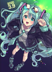 Rating: Safe Score: 19 Tags: hatsune_miku megane sketch tdnd-96 vocaloid User: Mr_GT