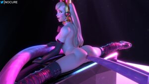 Rating: Explicit Score: 19 Tags: anal animal_ears ass cg extreme_content headphones naked nipples overwatch pussy tagme tentacles thighhighs uncensored User: Simonrz