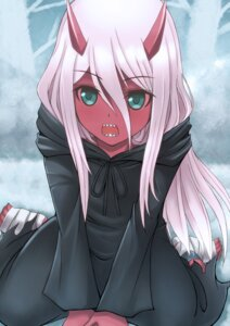 Rating: Safe Score: 20 Tags: darling_in_the_franxx horns sawwei005 zero_two_(darling_in_the_franxx) User: Mr_GT