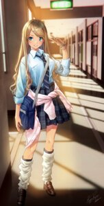 Rating: Safe Score: 29 Tags: kazuharu_kina seifuku sweater User: Dreista
