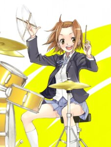 Rating: Safe Score: 10 Tags: as-special k-on! seifuku tainaka_ritsu User: Syko83