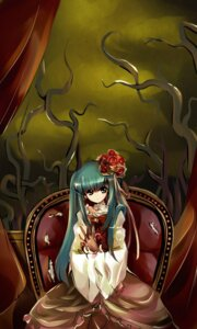 Rating: Questionable Score: 7 Tags: furudo_erika guro odek umineko_no_naku_koro_ni User: charunetra