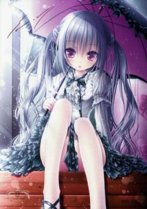 Rating: Questionable Score: 95 Tags: autographed dress loli thighhighs tinkerbell tinkle User: fsh5678