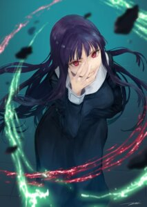 Rating: Safe Score: 41 Tags: asagami_fujino fate/grand_order kara_no_kyoukai kouzuki_kei User: Mr_GT