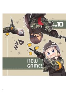 Rating: Questionable Score: 7 Tags: ahagon_umiko new_game! sakura_nene tokunou_shoutarou User: kiyoe
