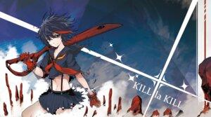 Rating: Safe Score: 42 Tags: kill_la_kill matoi_ryuuko seifuku tokichi User: Radioactive