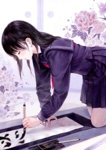 Rating: Safe Score: 56 Tags: kishida_mel maigo_tsuushin seifuku User: androgyne