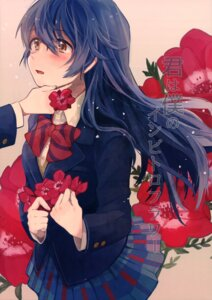 Rating: Safe Score: 26 Tags: love_live! moke seifuku sonoda_umi User: Radioactive