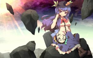 Rating: Safe Score: 15 Tags: hinanawi_tenshi touhou uruugekka wallpaper User: charunetra