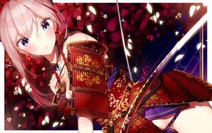 Rating: Safe Score: 39 Tags: armor atha cleavage fate/grand_order fundoshi miyamoto_musashi_(fate/grand_order) sword User: NotRadioactiveHonest