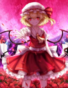 Rating: Safe Score: 21 Tags: blood flandre_scarlet sheya touhou wings User: Mr_GT