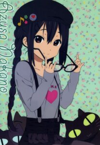 Rating: Safe Score: 51 Tags: jpeg_artifacts k-on! nakano_azusa scanning_dust User: PPV10