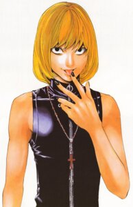 Rating: Safe Score: 2 Tags: death_note male mello obata_takeshi User: Radioactive