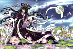 Rating: Safe Score: 7 Tags: clamp crease daidouji_tomoyo tsubasa_reservoir_chronicle User: Radioactive