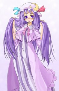 Rating: Safe Score: 5 Tags: hakui_ami patchouli_knowledge touhou User: konstargirl
