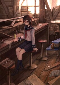 Rating: Safe Score: 21 Tags: koruse megane seifuku User: blooregardo