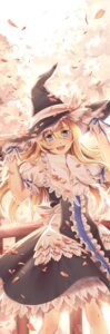Rating: Safe Score: 36 Tags: dress etm kirisame_marisa touhou witch User: Mr_GT
