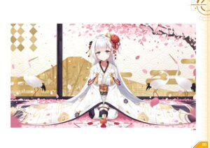 Rating: Safe Score: 26 Tags: azur_lane breast_hold kimono maya_g shoukaku_(azur_lane) User: Twinsenzw