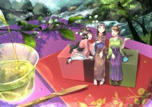 Rating: Safe Score: 15 Tags: kimono yoshino_ryou User: hobbito