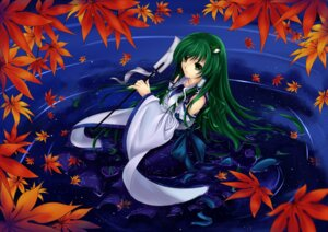 Rating: Safe Score: 24 Tags: cloudy.r kochiya_sanae touhou User: GeniusMerielle