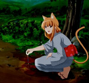 Rating: Safe Score: 17 Tags: akou animal_ears asobi_ni_iku_yo! eris nekomimi tail yukata User: KiNAlosthispassword
