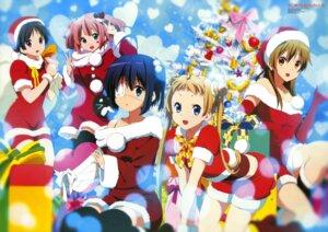 Rating: Safe Score: 64 Tags: christmas chuunibyou_demo_koi_ga_shitai! dekomori_sanae eyepatch nibutani_shinka sezaki_rie shichimiya_satone takanashi_rikka thighhighs tsuyuri_kumin User: drop